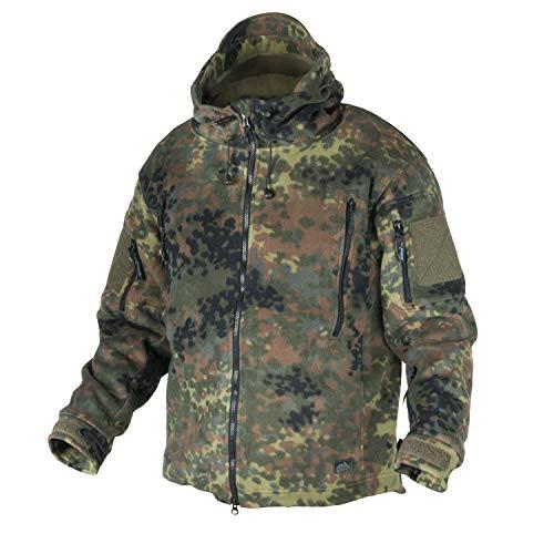 Helikon-Tex Patriot Jacket - Double Fleece Flecktarn XL/Regular
