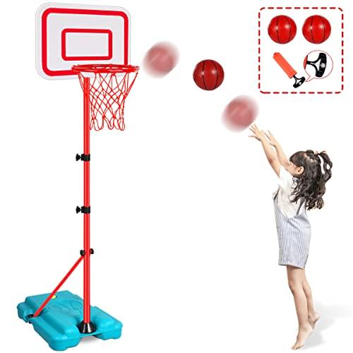 N/C Kids Basketball Hoop review
