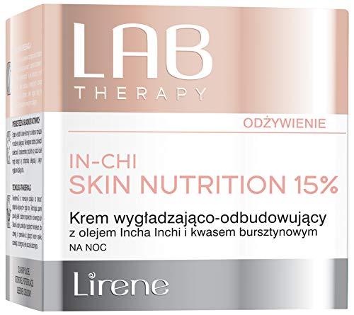 Lirene LAB Therapy In-Chi Skin Nutrition 15% | Nachtcreme