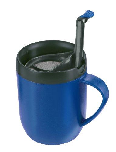 Zyliss Cafetiere Hot Mug, Blue