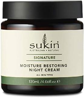 Sukin Moisture Restoring Night Cream, 120g