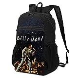 Billy Joel, Ultraligero, Plegable, para Acampar, Senderismo, Mochilas de Viaje portátiles
