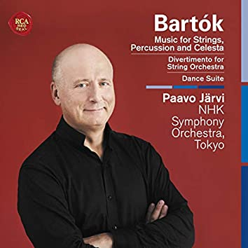 Bartok: Music for Strings,Percussion and Celesta/Divertimento for String Orchestra/Dance Suite