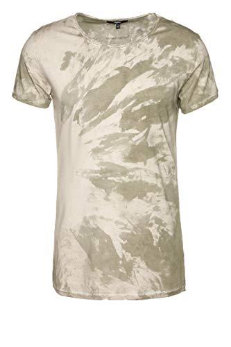 Tigha Herren T-Shirt Tjabbe Grün XXL