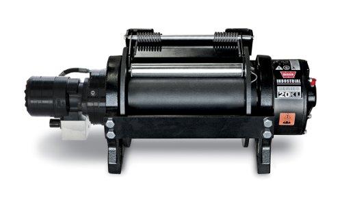 WARN 79210 SERIES 20XL-LP Industrial Hydraulic Winch
