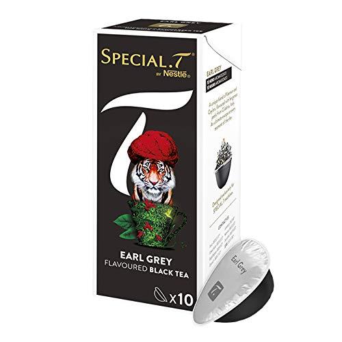 Original Special T - Earl Grey- Schwarztee - 10 Kapseln (1 Packung) für Nestlé Tee Maschinen - hier bestellen