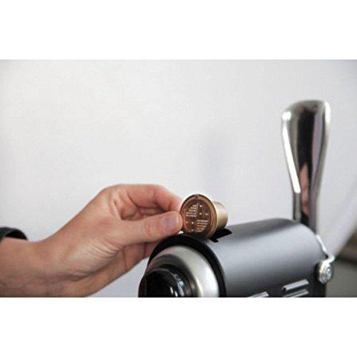 Coffeeduck wiederaufladbar Kapseln für Nespresso 3teilig