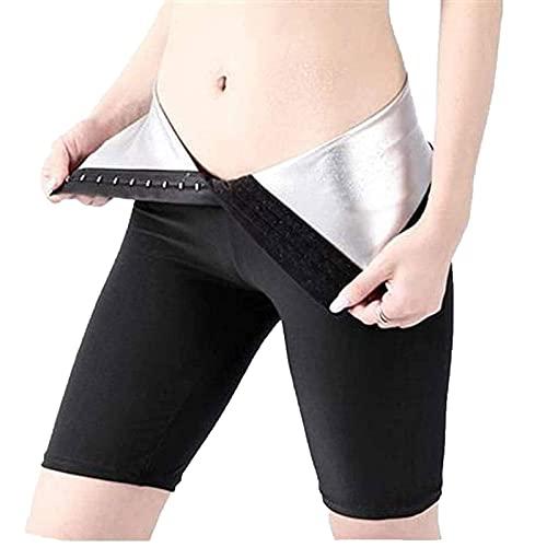 Pantalones Deportivos Para Adelgazar Muslo Corto Para Mujeres, Pantalones Para Adelgazar, Pantalones Para Adelgazar De Sauna, Mallas Deportivas Para Yoga, Pantalones De Cintura Alta Para Mujer