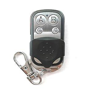 Inalmbrico-porttil-433392-Mhz-Control-remoto-Cdigo-de-copia-Remoto-4-canales-Puerta-de-clonacin-elctrica-Puerta-de-garaje-Llavero-automtico-Kaemma
