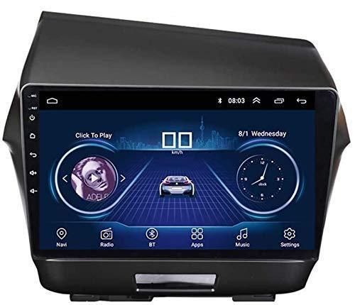 Navegación GPS para Honda Jade 2013-2018.10.1 Pulgadas Coche Sat Nav Multimedia Sistema satélite DVD Radio Bluetooth WiFi Estéreo Pantalla capacitiva