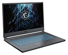 MSI Stealth 15M A11SEK-084 (39,6 cm/15,6 Zoll/Full-HD) Premium Laptop (Intel Core i7-1185G7, 6GB RAM, 512GB PCIe SSD, NVIDIA GeForce RTX 2060 mit Max-Q Design, Windows 10) Carbon-Grau © Amazon