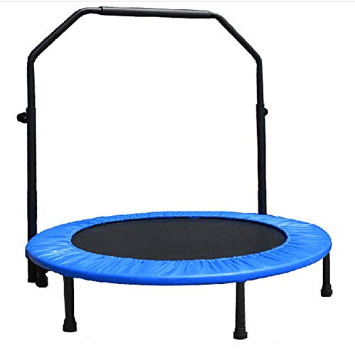 HXZZP Mini Trampoline Oefening Minijumping bed (40 inch) Aerobic Fitness Thuis Gym Oefening Maximaal belastbaar100kg