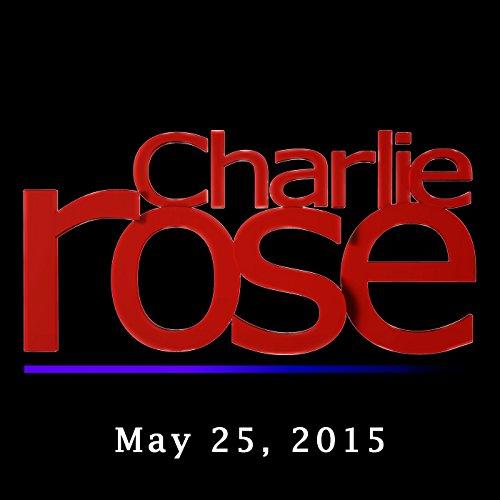 Charlie Rose: Neil deGrasse Tyson, May 25, 2015 audiobook cover art