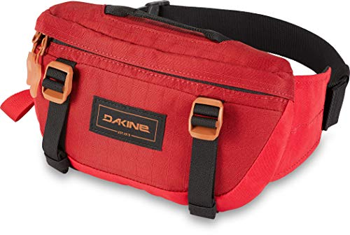 Dakine Hot Laps - Riñonera para Bicicleta (1 L), Color Rojo