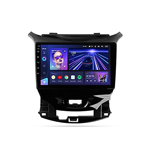 Amimilili CC3 Android 10 Multimedia Video Player Stereo para Chevrolet Cruze 2 2015-2020 GPS Navegación con Cámara Trasera BT USB WiFi FM Control del Volante DSP 4G Carpaly,8core WiFi+4g: 6+128g