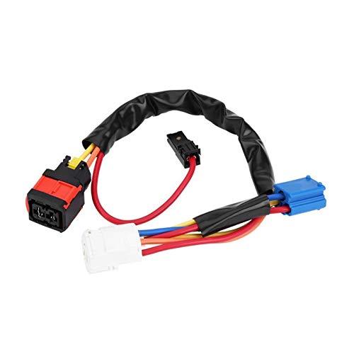 XIAOZHOU ZHOUBENXIANG Cable de Encendido Cable de Encendido Bobina Interruptor Bloqueador Barril Enchufe Cable Cable Ajuste para Peugeot 206 406 / Citroen Xsara Picasso Auto Pieza