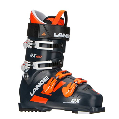 Lange RX 120 heren skischoenen, blauw, 27,5