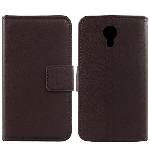 Gukas Design Echt Leder Tasche Für Acer Liquid Z6 Plus 5.5