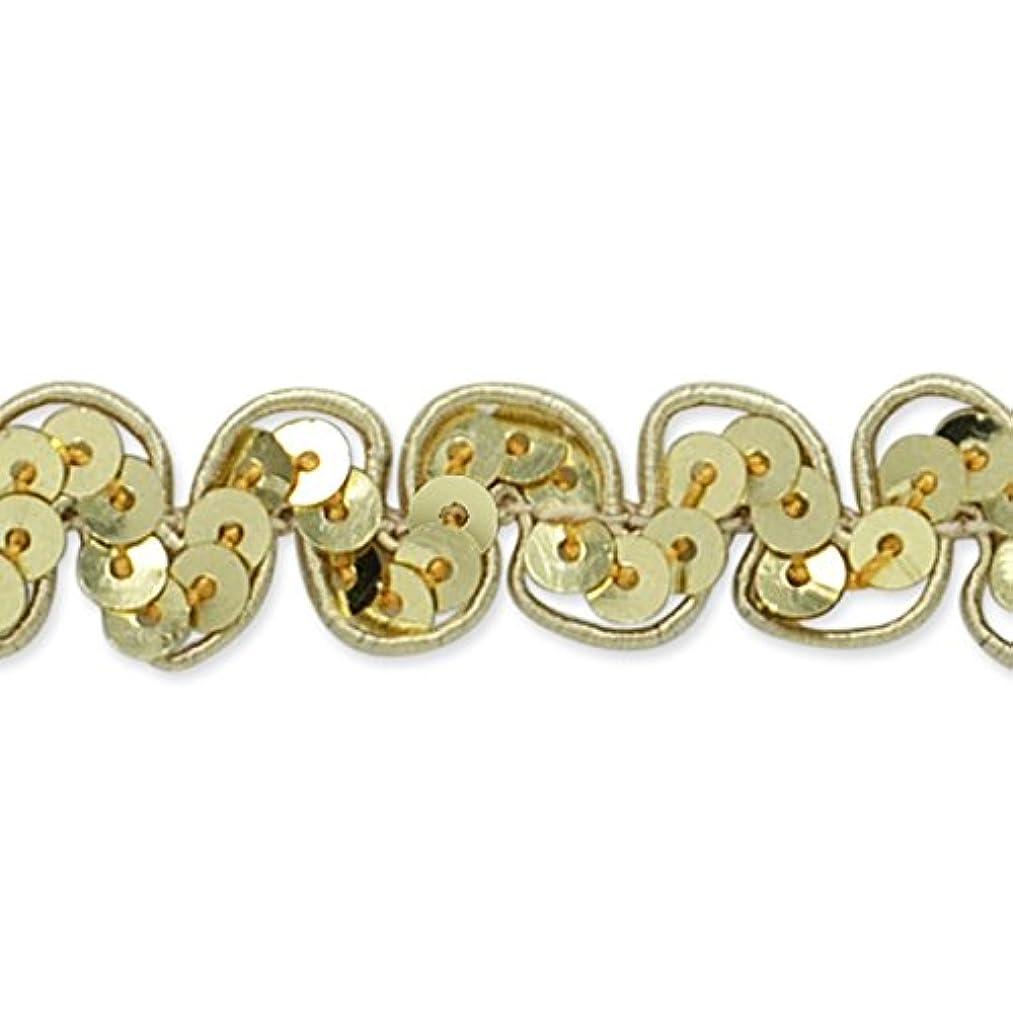 Expo International IR7028GL-20 Cord Trim Gold