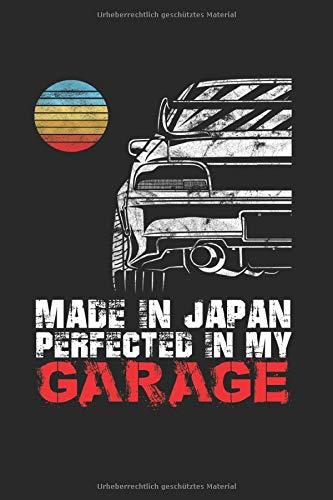 Motorsport Tuner Autotuning Japan Tuner Vintage: Du bist Mechaniker und liebt Tuning ? Dann ist dieser lustige Tuning Design perfekt wenn du ... Jeder Schrauber und Bastler wird sich über d