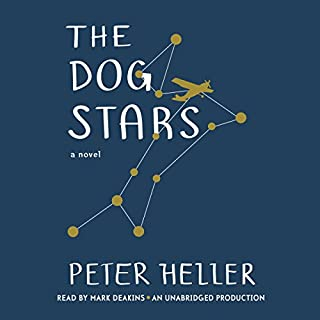 The Dog Stars audiobook cover art