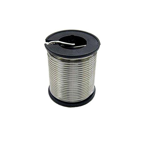 WURKO 131005 – Estaño plata 1.5mm.100gr.fontaneria rollo