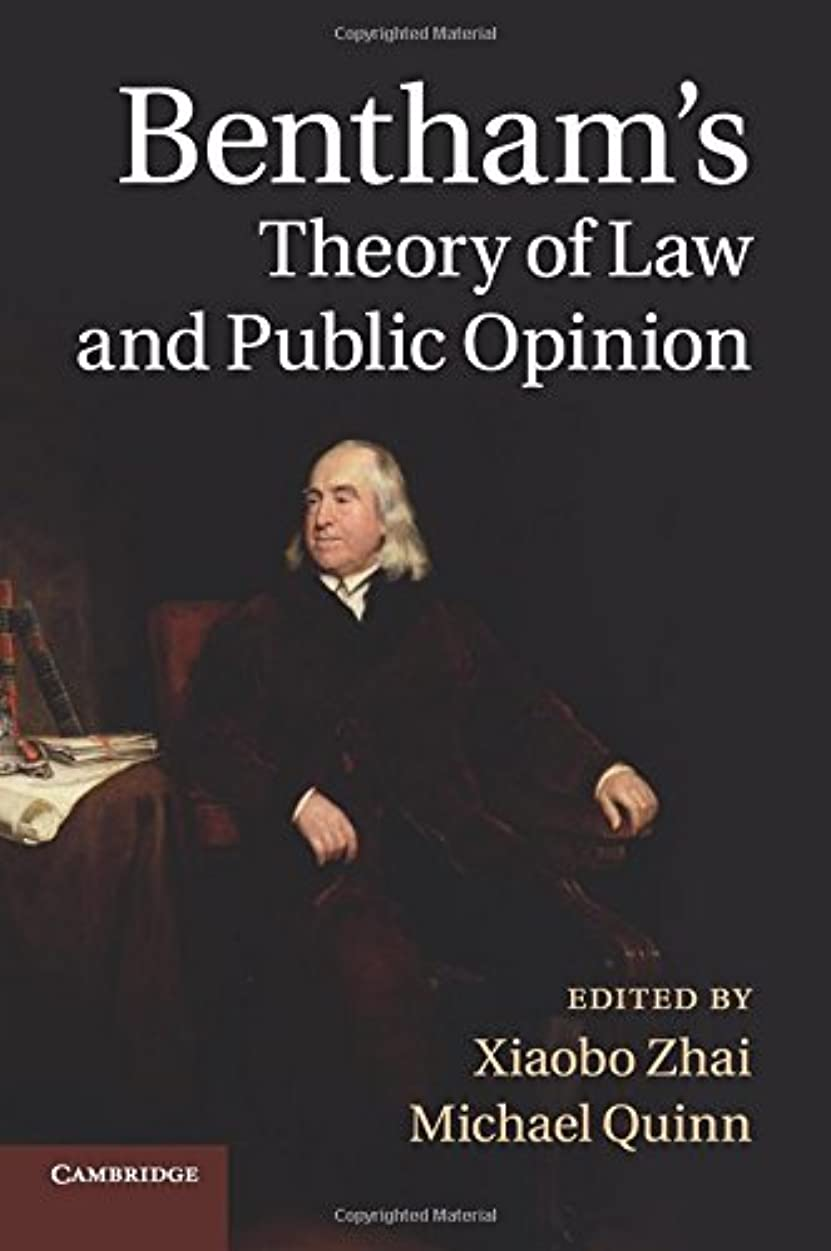 宣教師準備ができてあまりにもBentham's Theory of Law and Public Opinion