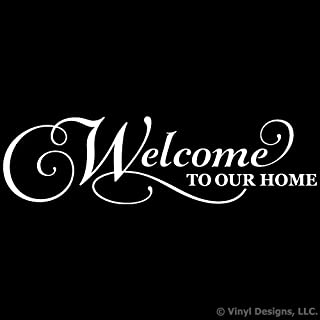 Best welcome to our home quotes Reviews