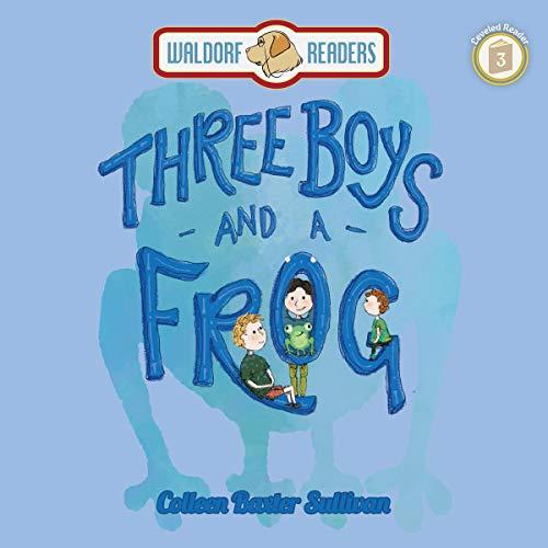 Three Boys and a Frog Titelbild
