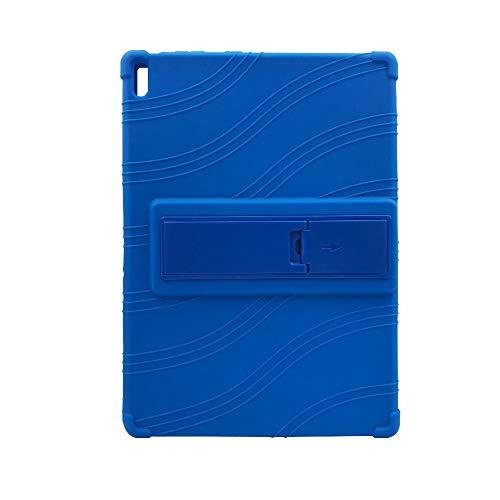 ORANXIN Case voor Lenovo Tab E10 / 4 10 Plus - Zacht Siliconen Beugel Skins Schokbestendig Beschermend Hoes voor (Lenovo Tab E10 TB-X104F) (Lenovo Tab 4 10 Plus B-X304 / TB-X704) 10.1 inch Tablet