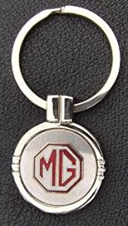 Full Throttle MG Keychain with Free Engraving