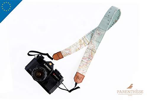 Correa para cámara de Fotos - Correa Ajustable - Adaptador Universal y...