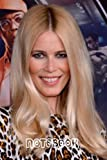 Claudia Schiffer Notebook , Journal   Perfect for Birthday gifts and Fan : Perfectly Lined journal #435