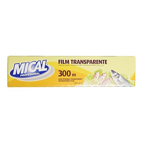 Mical Profesional - Film Transparente,300 m