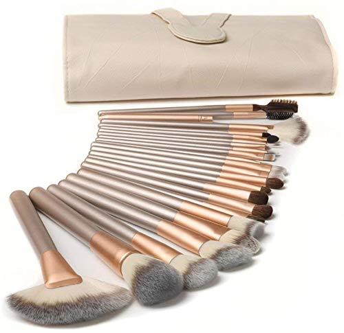BenRich Make Up Pinsel Set 18 Stück Professionelle Foundation Pinselset für Eyeshadow Eyeliner...
