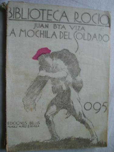LA MOCHILA DEL SOLDADO