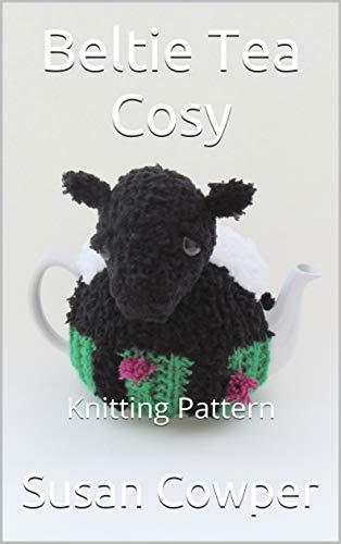 Beltie Tea Cosy: Knitting Pattern (English Edition)