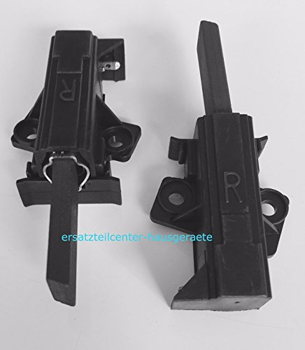 Kohlen mit Halter -R-, teilweise passend zu Geräten von:AEG Balay Bauknecht