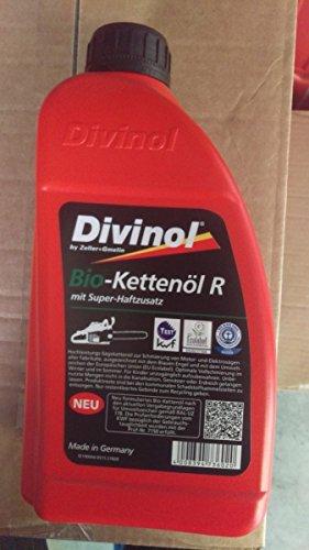 Divinol Bio Kettenöl R Motorsägenöl mit super Haftzusatz 1 Liter 21820