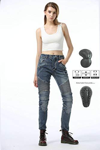 Jeans Altos Para Mujer 30 2021