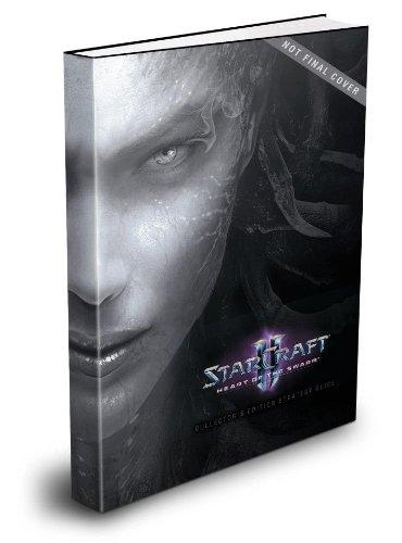 Starcraft II - Heart of the Swarm (Collector's Edition) - Das offizielle Lösungsbuch