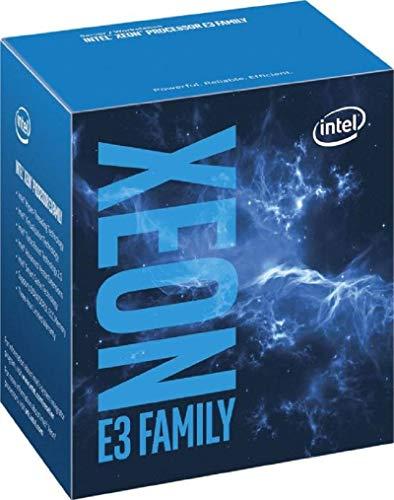 Intel Xeon - Microprocesador (número de núcleos: 4, 3.4 GHz, LGA1151) Azul (Reacondicionado)