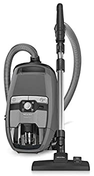 Miele Blizzard CX1 Pure Suction Bagless Canister Vacuum Cleaner Graphite Grey