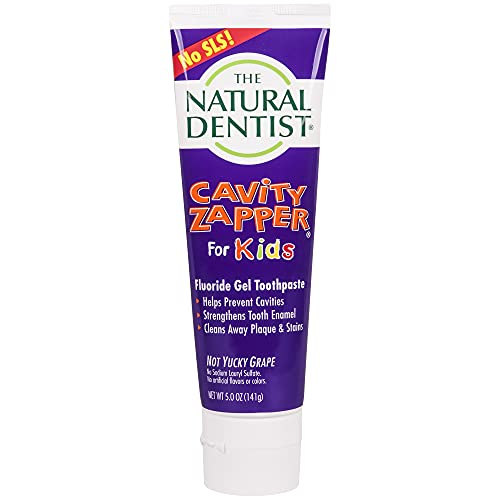 NATURAL DENTIST - Toothpaste Kids Cavity...