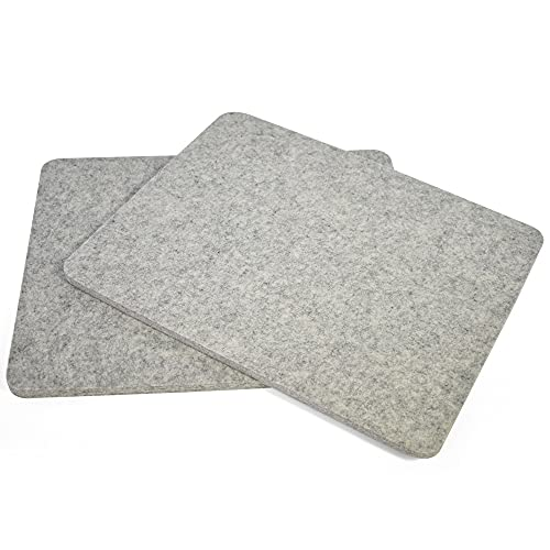 Cmstop Wool Ironing Pad Felt Pressing Mat Clothes Ironing Board Cover Mats Home Supplies for Quilting Ironing Sewing