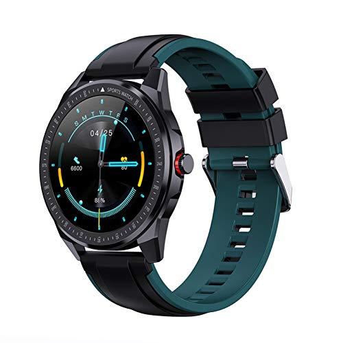 GUOJIAYI Smart-Armband Full Circle Full Touch Sport Wasserdicht Bluetooth Uhr