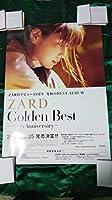 ZARD 坂井泉水 Golden Best 15th Anniversary 販促 告知 B2 ポスター ビーイング ユニット