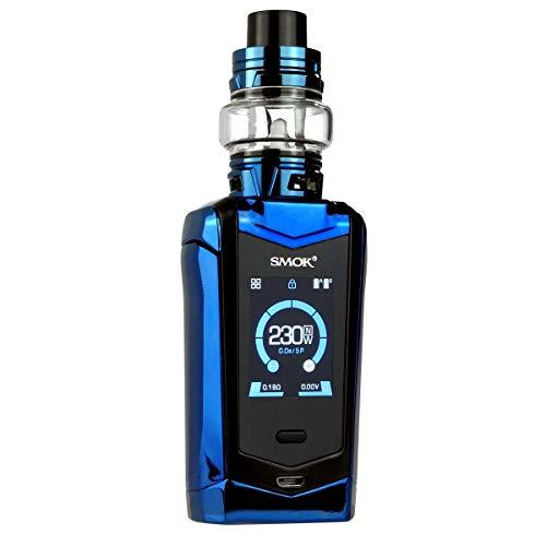 SMOK Species Kit 230 W, mit TFV Mini V2 Clearomizer 5 ml, Riccardo e-Zigarette, prism blue black