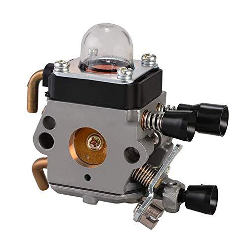 Fait Adolph Filtro de Aire 1x carburador Carb for STIHL FS38 FS45 FS46 FS55 FS74 FS75 Trimmer la Bobina de Encendido para Accesorios de cortacésped (Size : 1PCS)