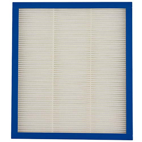 HoMedicsTotalCleanReplacement True HEPA Filter for use with True HEPA AP-15 and AF-10, Removes Up to 99.97% Airborne Particles